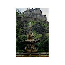 Edinburgh Castle Magnet