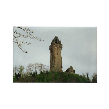 William Wallace Monument Magnet