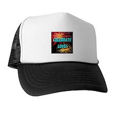 Celebrate Love Trucker Hat