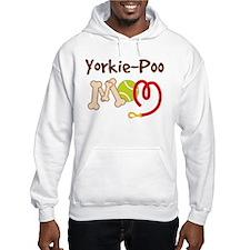 Yorkie-Poo Dog Mom Hoodie