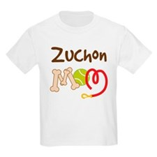 Zuchon Dog Mom T-Shirt