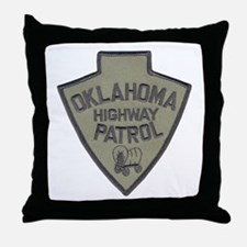 OHP SWAT Throw Pillow