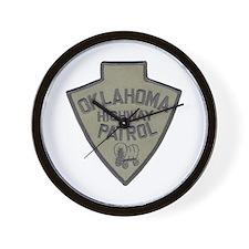 OHP SWAT Wall Clock