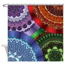 The Elements Shower Curtain