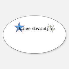 Dance Grandpa Decal