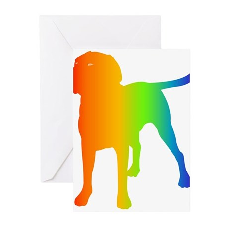 Perro de Presa Canario Greeting Cards (Package of