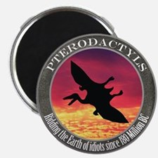 Pterodactyls Magnet