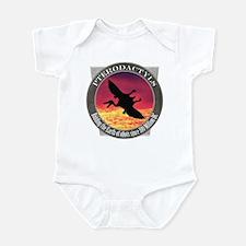 Pterodactyls Infant Bodysuit