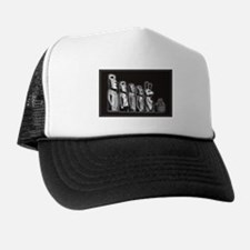 Easter Island Trucker Hat