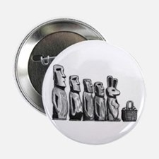 """Easter Island 2.25"""" Button (100 pack)"""