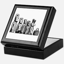 Easter Island Keepsake Box