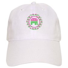 Preppy Republican Baseball Cap