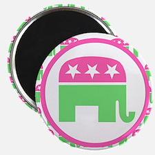 Preppy Republican Magnet