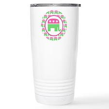 Preppy Republican Travel Mug
