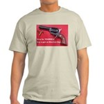 Vote For Yourself Ash Grey T-Shirt