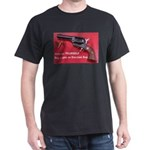 Vote For Yourself Black T-Shirt