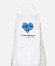 Personalized handprints Apron