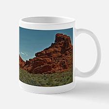 zion national park v2 Mug