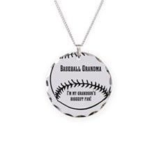 Baseball Grandma Necklace
