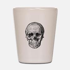 Skull / Bones Shot Glass