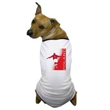 Poland Football Dog T-Shirt