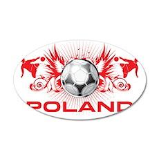Born Polish Wall Decal
