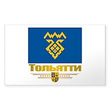 Tolyatti Flag Decal