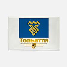 Tolyatti Flag Rectangle Magnet