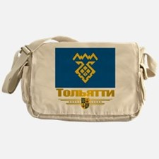 Tolyatti Flag Messenger Bag