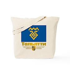 Tolyatti Flag Tote Bag