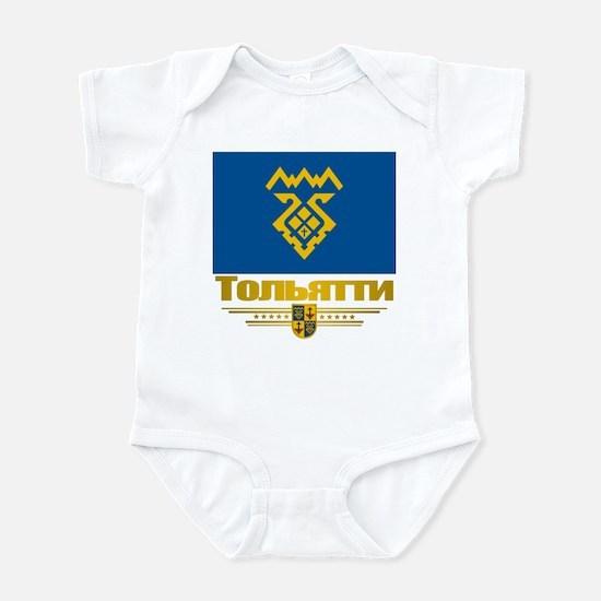 Tolyatti Flag Infant Bodysuit