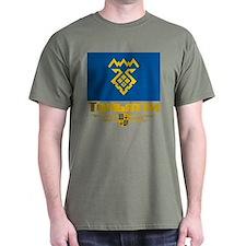 Tolyatti Flag T-Shirt