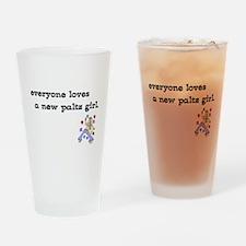 npgirl.png Drinking Glass