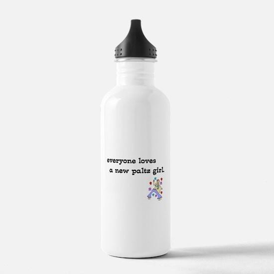 npgirl.png Water Bottle