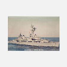 USS EUGENE A. GREENE Rectangle Magnet