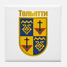 Tolyatti COA Tile Coaster