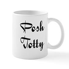 Posh Totty Small Mug