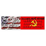 Tea Party vs Occupy Wall Street