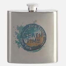 Fire island Flask