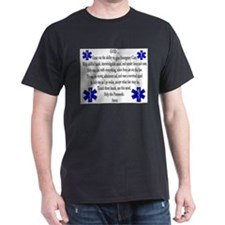 paramedicprayerj T-Shirt