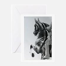 Saddlebred Greeting Card