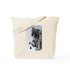Saddlebred Tote Bag