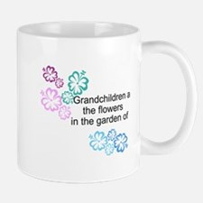 Grandchildren are flowers Mug