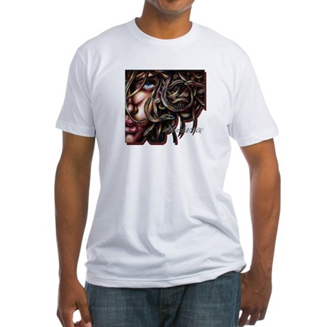 Medusa No. Two Fitted T-Shirt