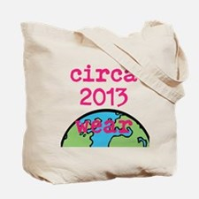 Circa 2013 wear Tote Bag