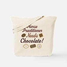 Nurse Practitioner Gift Funny Tote Bag