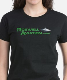 Roswell Aviation Tee