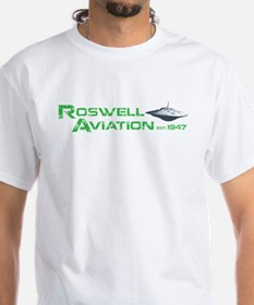 Roswell Aviation Shirt
