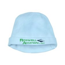 Roswell Aviation baby hat