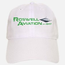 Roswell Aviation Baseball Baseball Cap